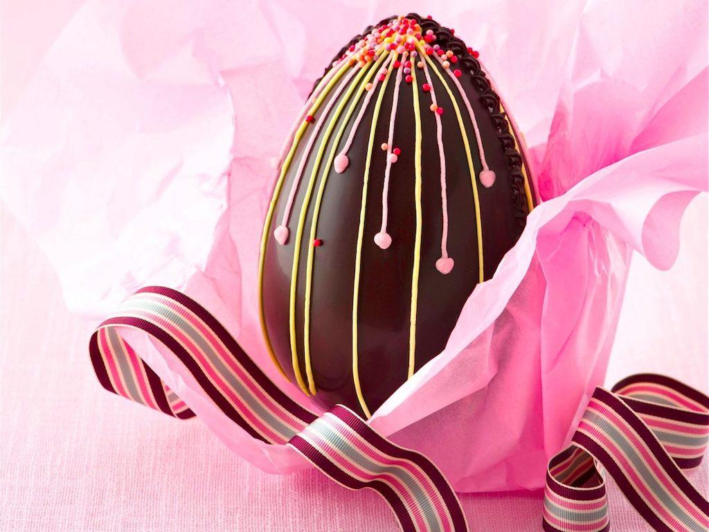 Pasqua Uova di Cioccolato