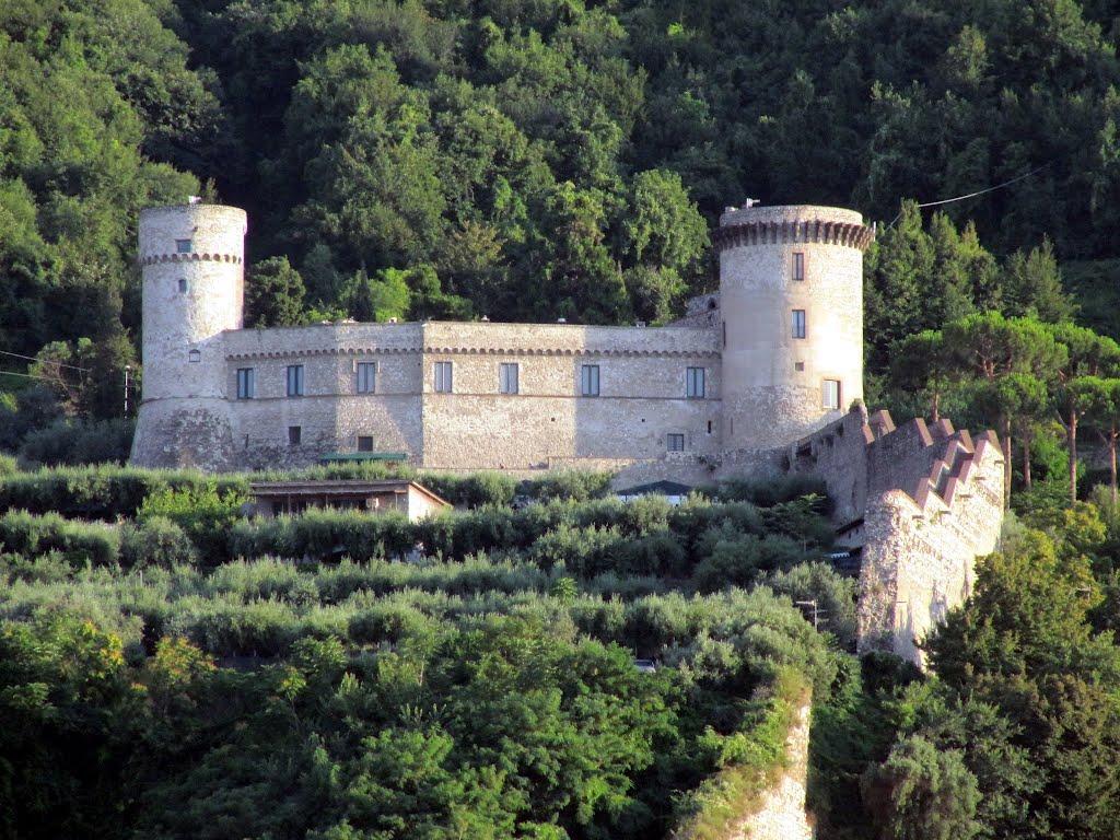 Castello medievale di Castellammare