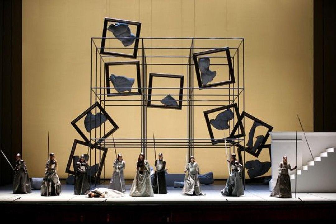 Die Walküre (La Valchiria) di Wagner al Teatro San Carlo di Napoli