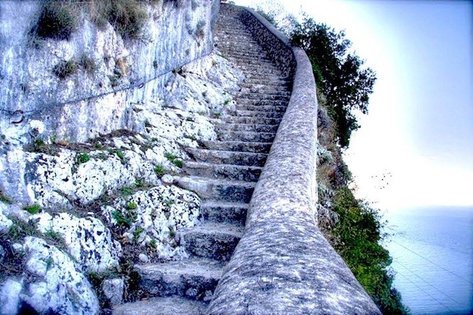 La Scala Fenicia Capri