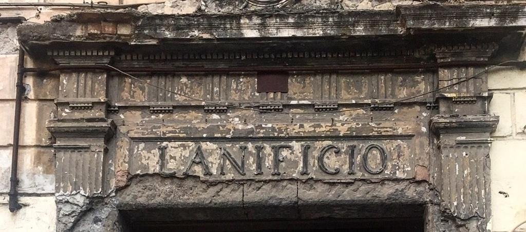 C'era una volta il Lanificio borbonico tra arte, archeologia industriale e cultura