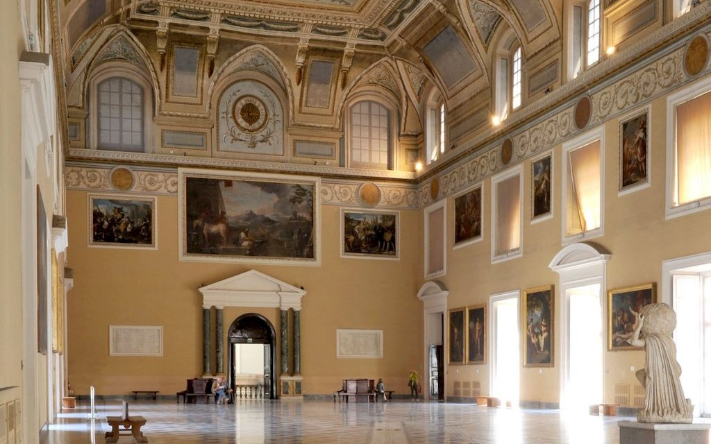 Le Meridiane, gli orologi solari a Napoli