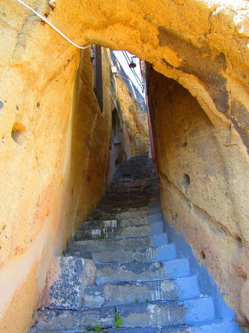 Posillipo scale di Villanova