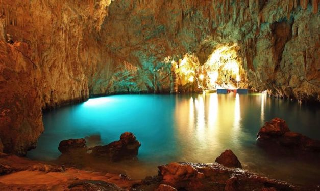 La Grotta dello Smeraldo a Conca dei Marini