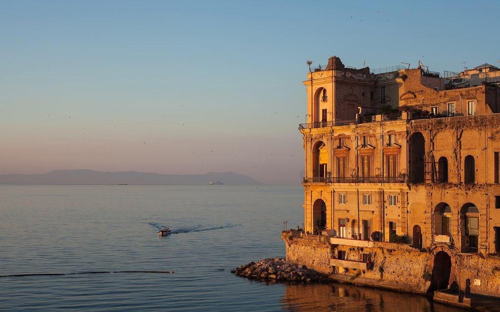 Palazzo Donn'Anna a Posillipo, Giornate Europee del Patrimonio (Settembre 2019)