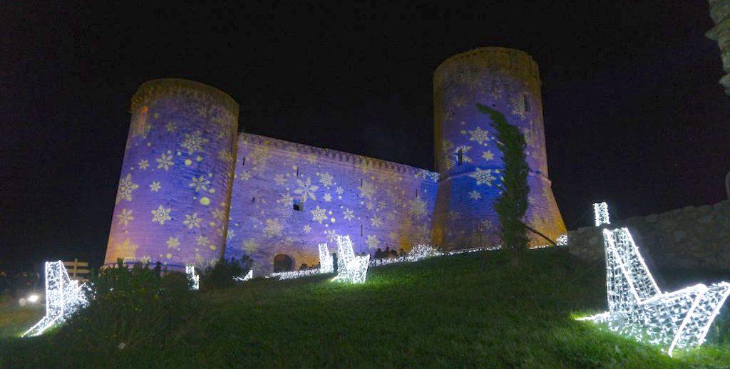 Mercatini di Natale al Castello medievale di Lettere