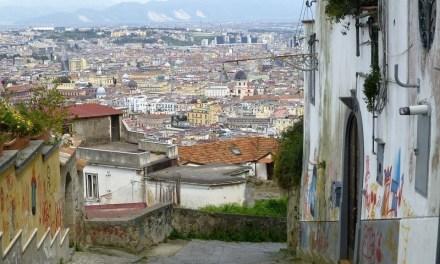 Pedamentina di San Martino, dalla Certosa fino a Montesanto