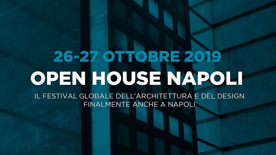 Open house 2019 Napoli - #OHN2019