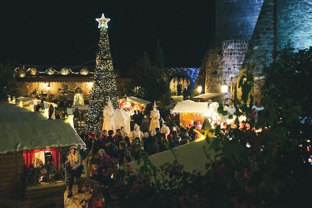Mercatini di Natale Castello di Limatola