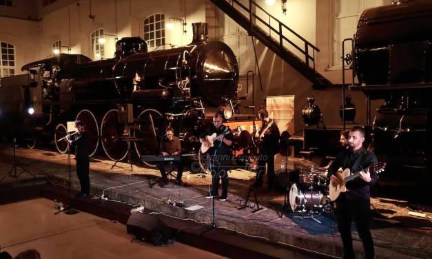 Neapolitan Jazz in concerto al Museo di Pietrarsa