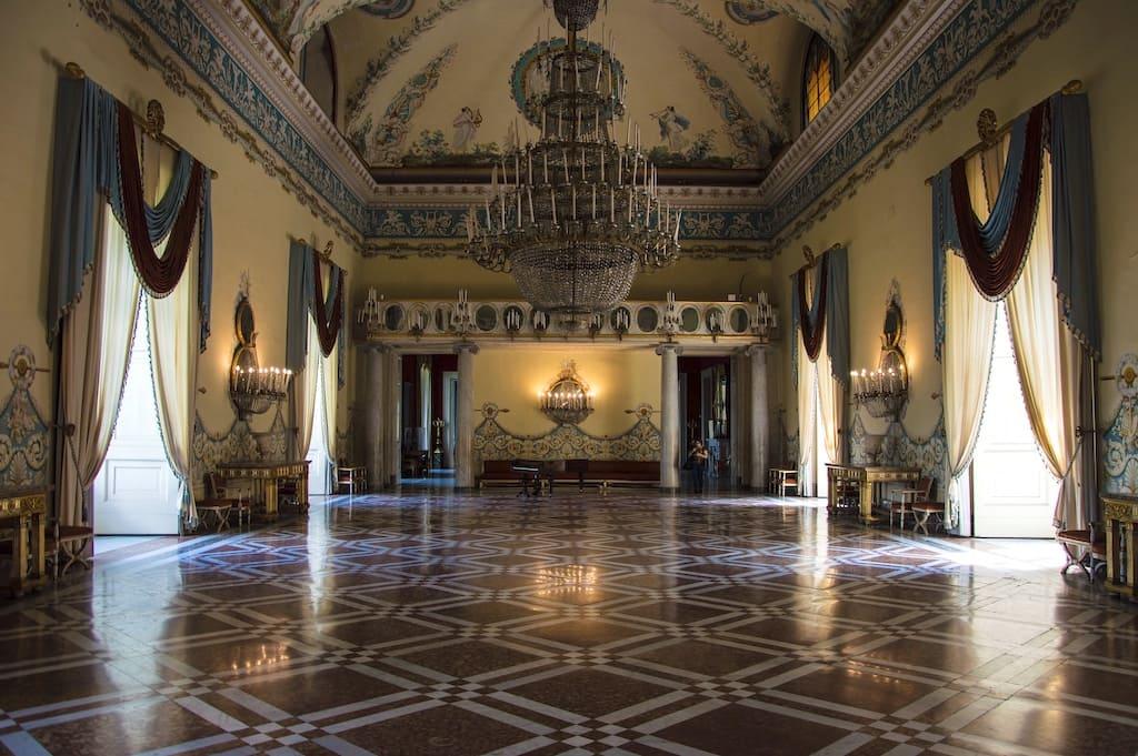 Google Arts & Culture al Reale Museo di Capodimonte