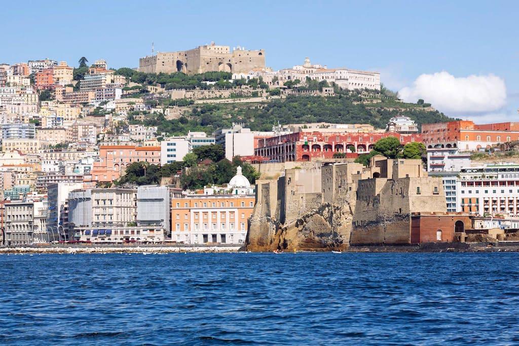 Napoli storia della città