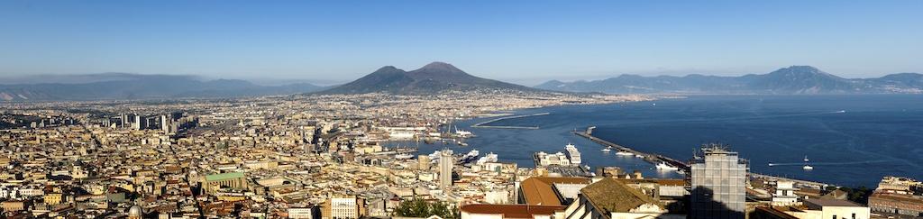 Storia di Napoli Capitale del Mezzogiorno
