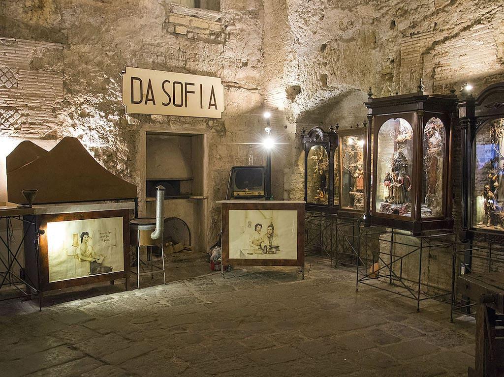 Napoli Sotterranea - Teatro Romano