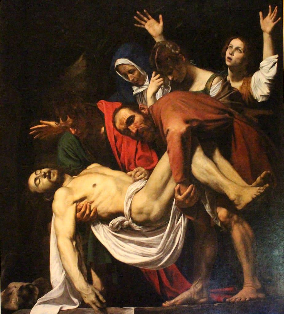 La Deposizione di Caravaggio
