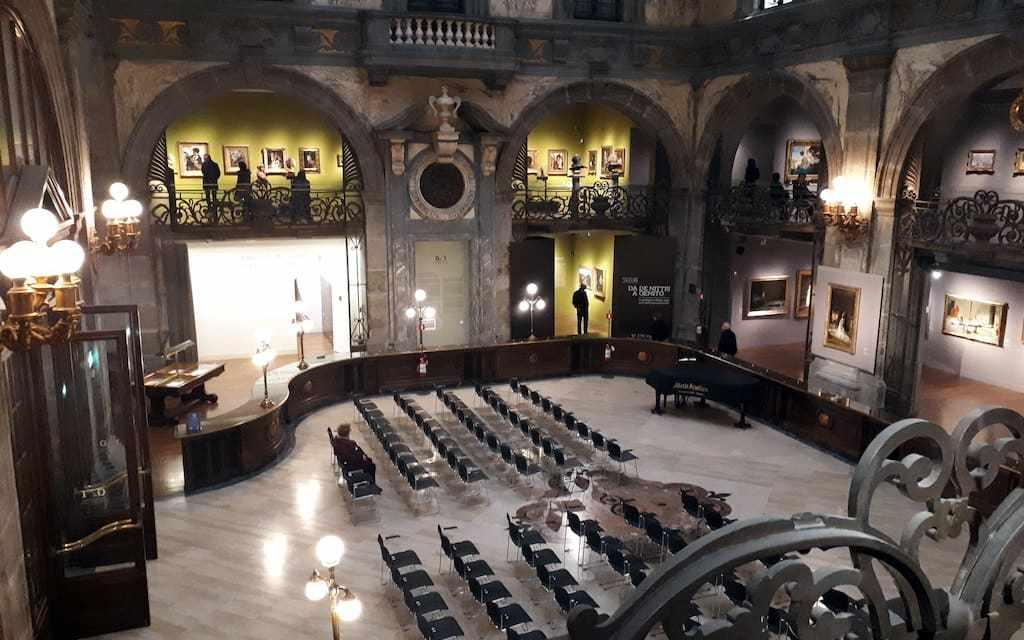 Musica a pranzo, 25 concerti gratuiti a Palazzo Zevallos Napoli