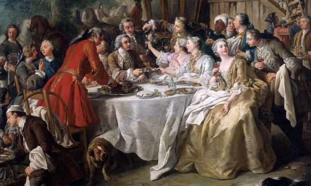 La cucina dei Monzù, delizioso incontro tra Napoli e la Francia