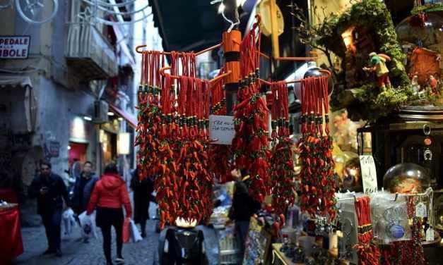 A Napoli la fortuna è questione di… Ciorta