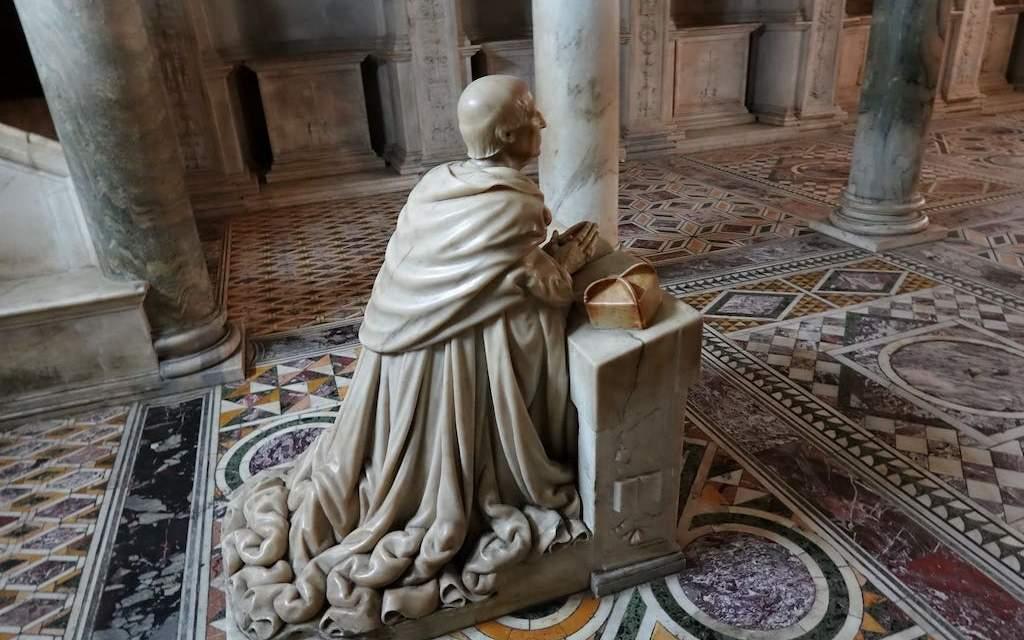 Cappella del Succorpo, la cripta di San Gennaro nel Duomo di Napoli