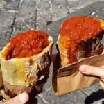 O' Cuzzetiello napoletano , una prelibatezza della cucina partenopea