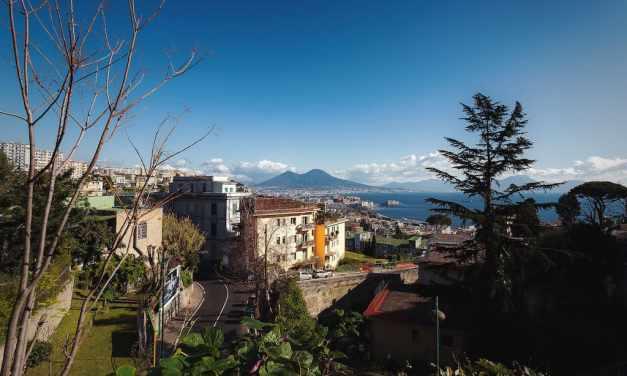 Caccia al tesoro (virtuale) dedicata alle bellezze di Napoli
