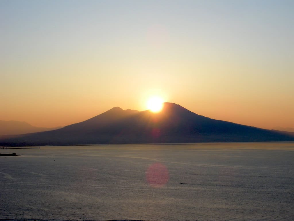 Napoli sotto il sole