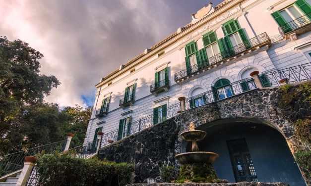 Villa Floridiana, il pegno d'amore di Ferdinando IV di Napoli