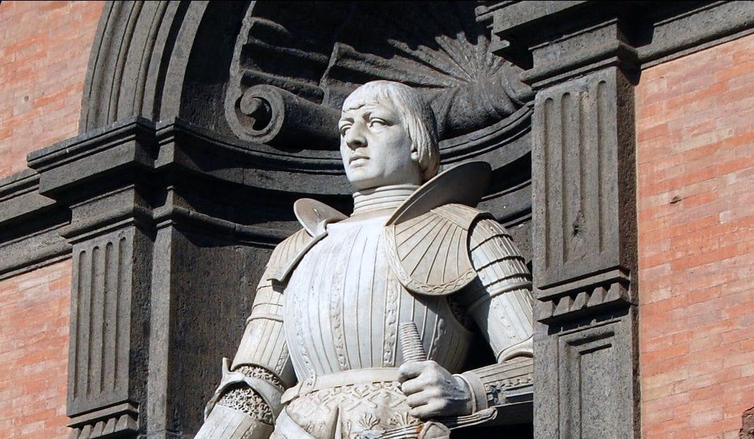 Uno sguardo al passato: Alfonso d'Aragona conquista Napoli