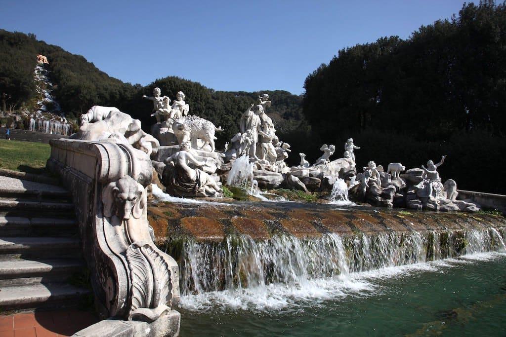 Fontana Parco della Reggia