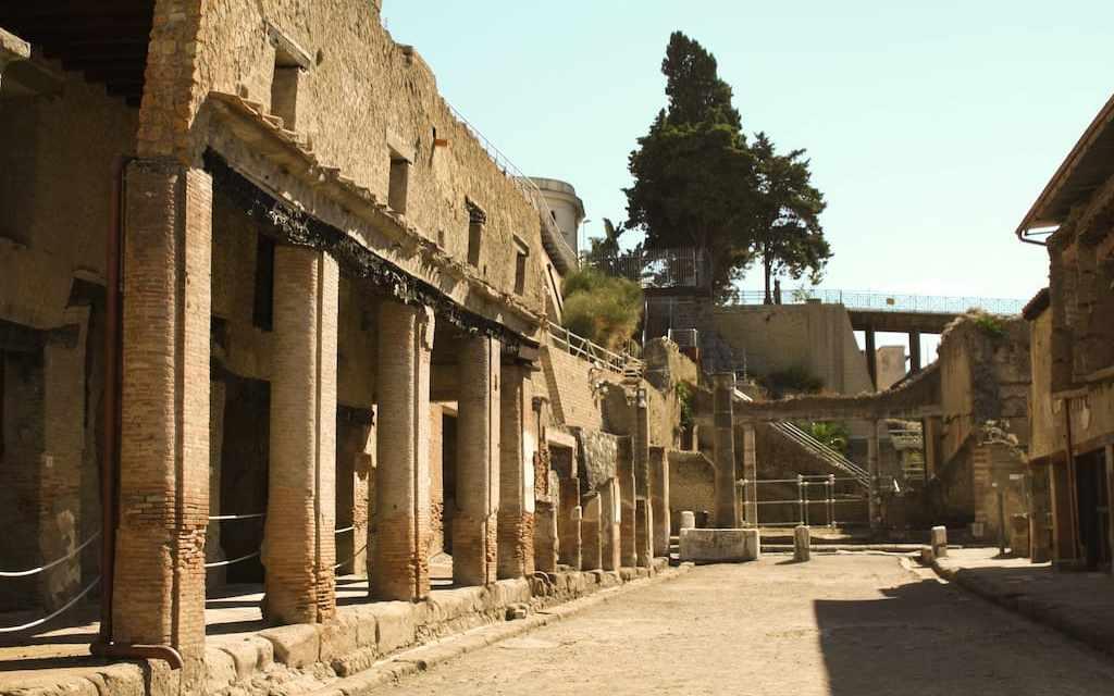 Il Parco Archeologico di Ercolano riapre il 2 giugno con tariffa agevolata