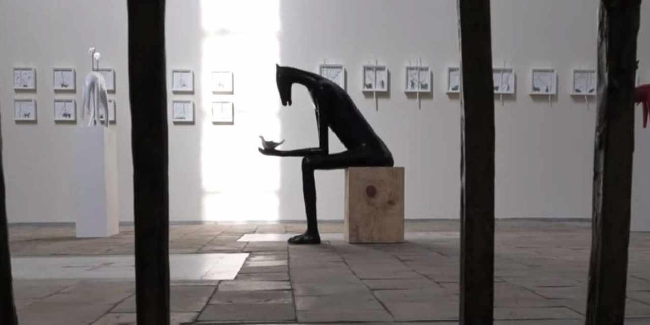 Il Maschio Angioino a Napoli riapre con la mostra Spiritus Mundi