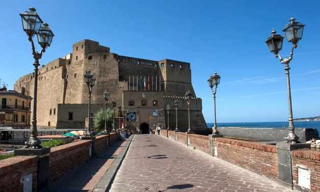 Giornate Europee del Patrimonio 2020 a Castel dell'Ovo