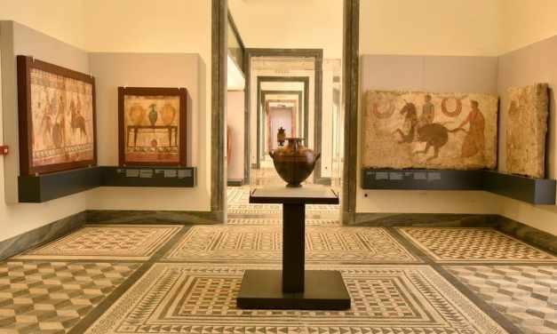 Aperture serali al Museo Archeologico di Napoli con concerti a soli 2 euro