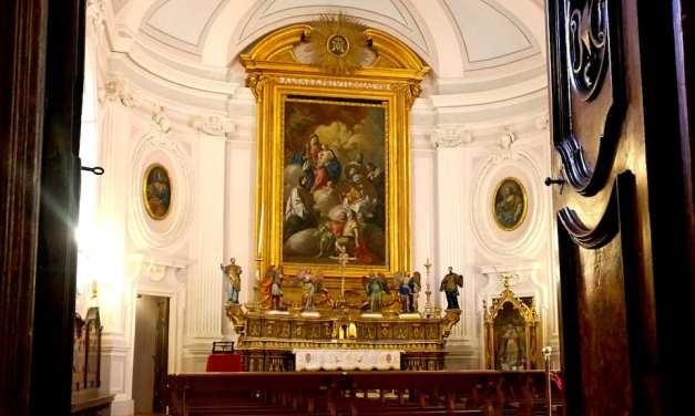 Chiesa del Real Monte Manso di Scala e il Cristo Svelato di Napoli