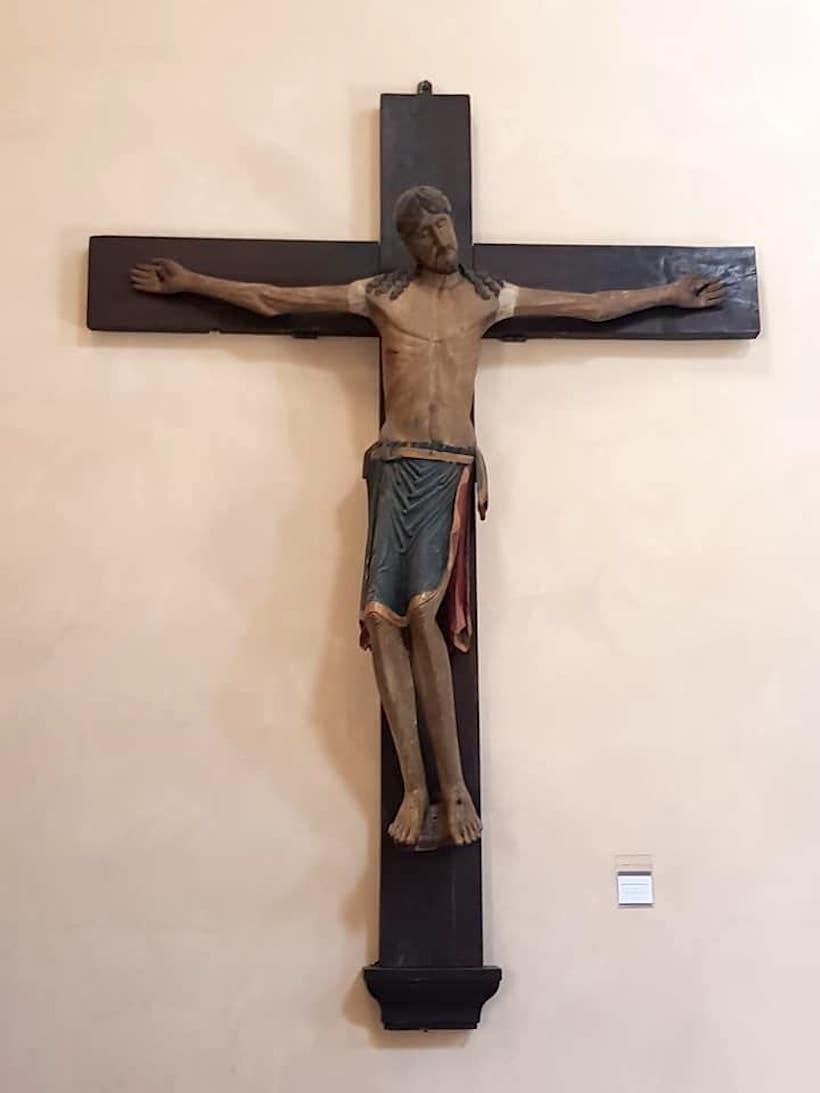 Crocifisso Sant Aniello a caponapoli