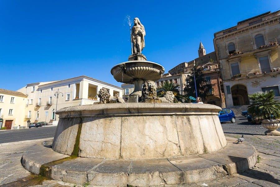 Fontana d'Ercole Montesarchio