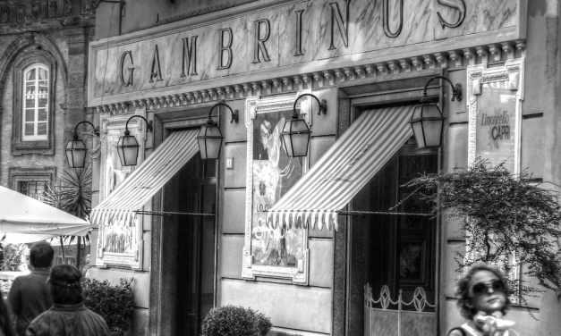 Gran Caffè Gambrinus di Napoli e la bimba fantasma
