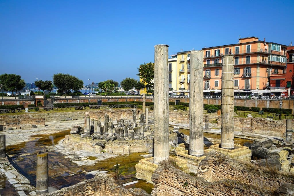 Tempio di Serapide, Pozzuoli