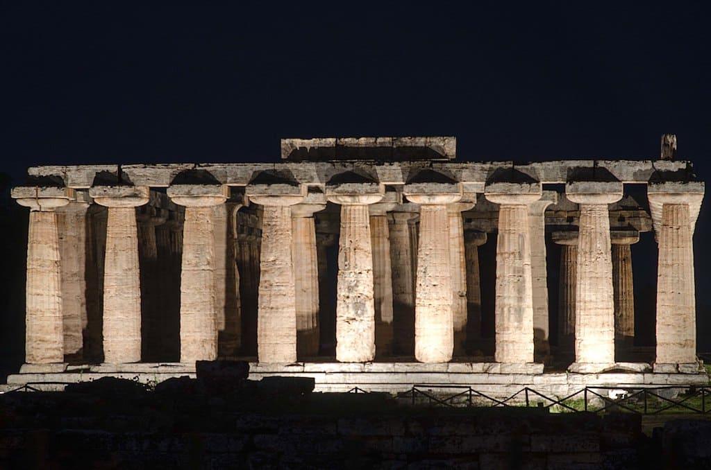 Templi di Pestum