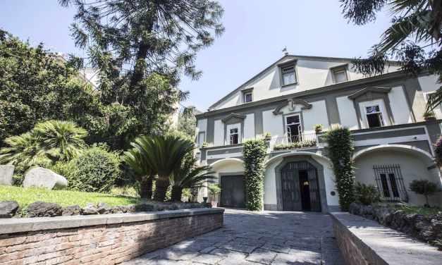 Teatro e musica dal vivo a Villa di Donato Napoli