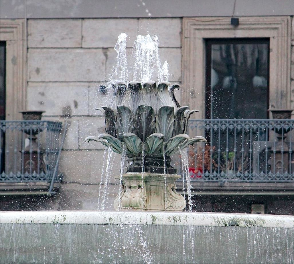 Fontana del Carciofo_Ph Irene Mennella