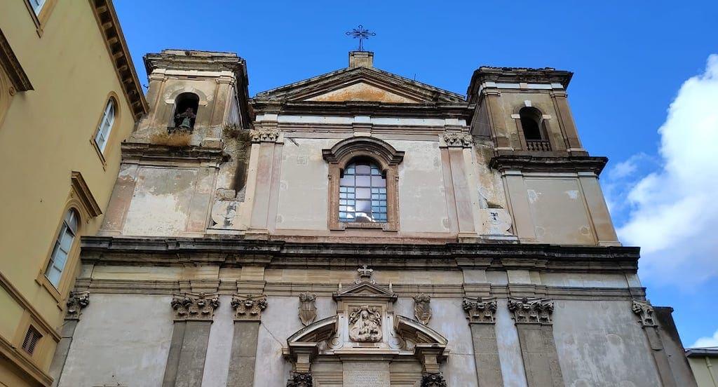 La Collina dei Monasteri, visita guidata alla Chiesa di Gesù e Maria