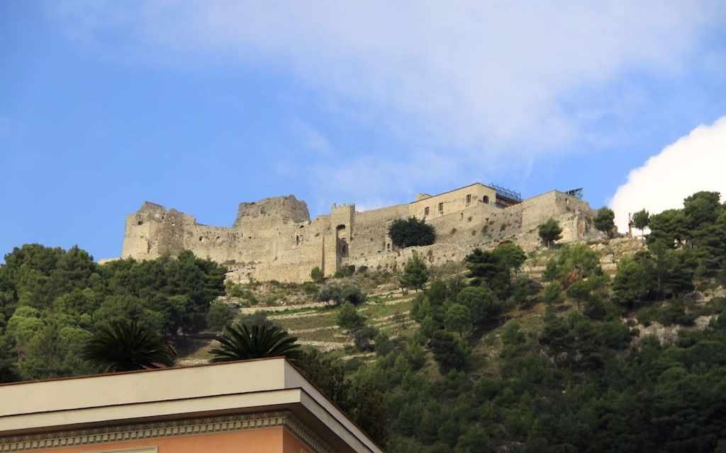 Il Castello di Arechi, il guardiano di Salerno