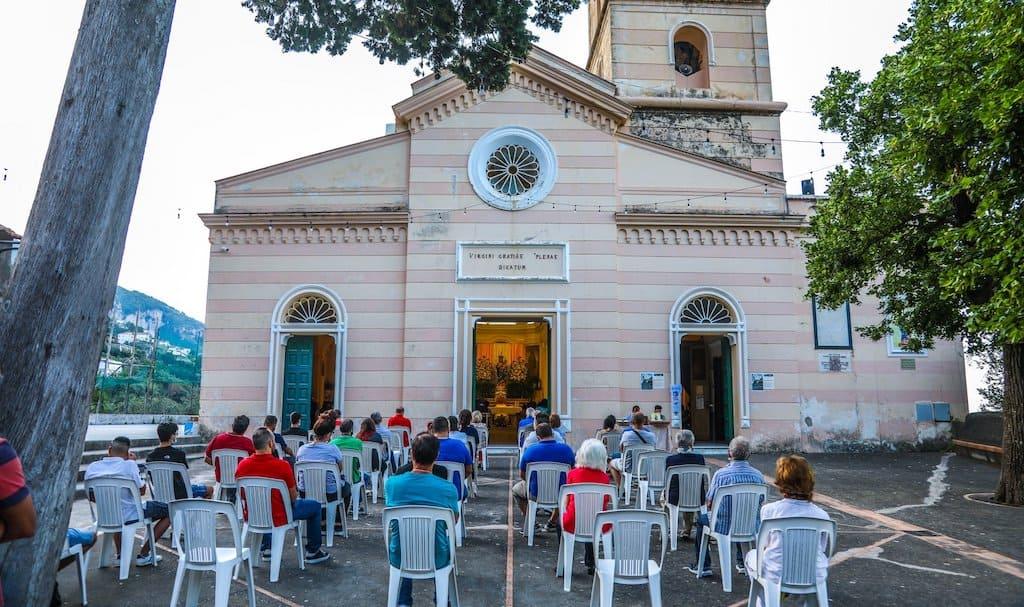 Santa Maria delle Grazie Montepertuso_ PH F Fusco