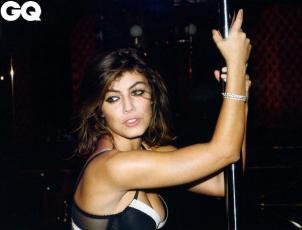 Alessandra Mastronardi sexy per QG