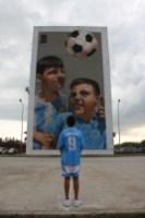 CHI È VULUT BENE, NUN S'O SCORDA - Parco dei murales Napoli