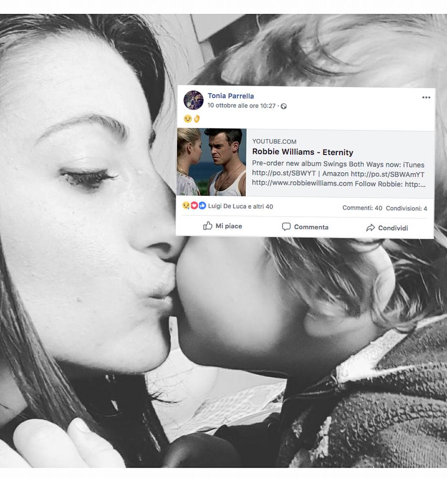 """La morte drammatica di Tonia Perrella e l'ultimo post da brividi che sembra un triste presagio: """"Eternity"""""""