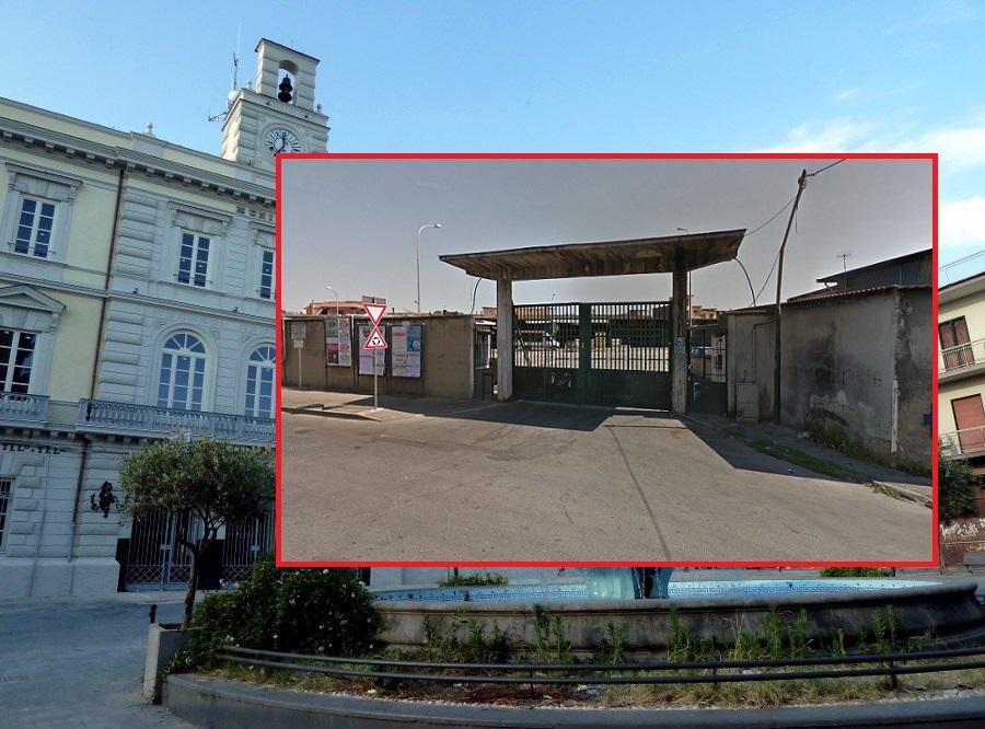 """Afragola. Piano Triennale, possibile speculazione su mercato ortofrutticolo. De Stefano e Moccia non ci stanno: """"Al posto del mercato la Città dei Bambini!"""""""