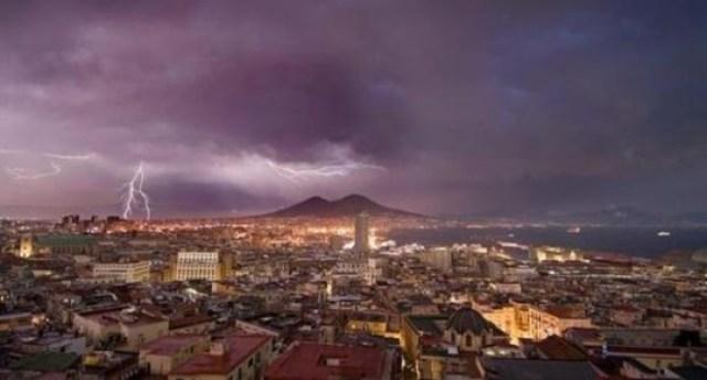Allerta Meteo a Napoli: temporali 23 giugno 2016
