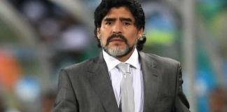 Diego Armando Maradona: vorrei tornare a Napoli